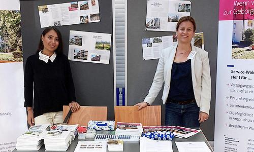 Stiftung auf der Frankfurter Wohnbörse